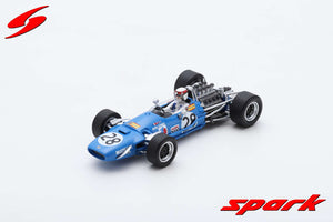 S7181 - MATRA MS10 #28 3RD FRENCH GP 1968 JACKIE STEWART
