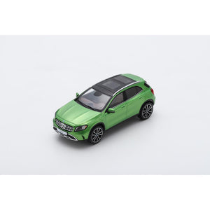 SDC026 - MERCEDES-BENZ GLA 250 2017 GREEN