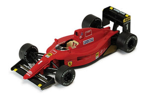 SF06/90 - FERRARI 641 / F190 #1 A.PROST WINNER FRENCH GP 1990