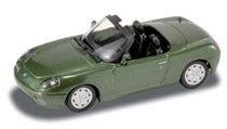 104517 - 1995 FIAT BARCHETTA GREEN