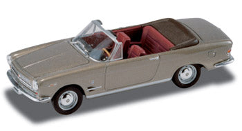 560528 - 1962 FIAT 2300 S CABRIOLET OPEN BLUE