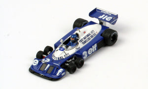 TSM124373 - 1977 TYRRELL P34 #3 US GP RONNIE PETERSON