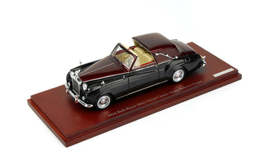 TSM134353 - 1958 ROLLS ROYCE SILVER CLOUD I SEDANCA JAMES YOUNG