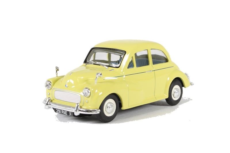 VA05808 - MORRIS MINOR 1000 YELLOW