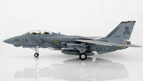 HA5212 - GRUMMAN F-14A TOMCAT 162692 VF-84 'JOLLY ROGERS' OPERATION DESERT STORM JAN 1991 TO JUNE 1991