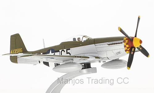 AA27705 - NORTH AMERICAN P51-D MUSTANG 'HURRY HOME HONEY' 44-13586 364TH F/SQUADRON 357TH FIGHTER GROUP LEISTON SUFFOLK JULY 1944