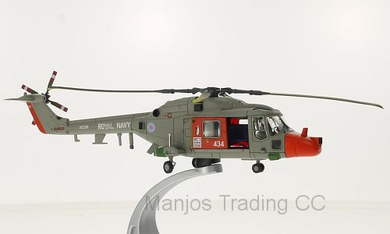 WESTLAND LYNX HAS 3 (ICE) XZ238/434 ASSIGNED TO HMS ENDURANCE 2002