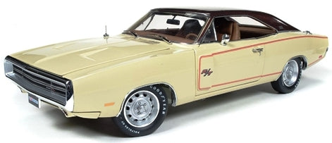 AMM1036 - 1970 DODGE CHARGER RT/SE CREAM WITH BROWN ROOF