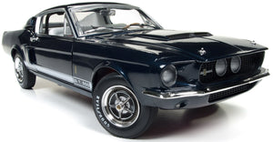 AMM1111 - 1967 SHELBY GT 500 50TH ANNIVERSARY BLUE