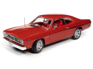 AMM1205 - 1970 PLYMOUTH DUSTER 340 RED (HEMMINGS CLASSIC)