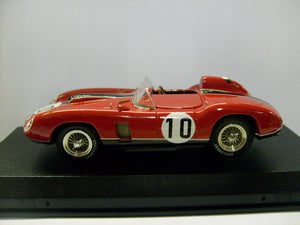 ART088 - FERRARI 290 MM LE MANS 1957 ARENTS-VROOM