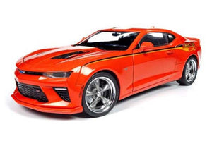 AW256 - 2016 NICKEY SUPER CAMARO ORANGE (MCACN)