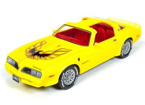AWR1114 - 1977 PONTIAC FIREBIRD TRANS AM YELLOW