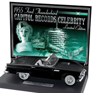 B11G467 - 1955 FORD THUNDERBIRD CAPITOL RECORDS CELEBRITY