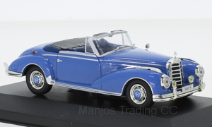 B66041064 - MERCEDES 300 S ROADSTER (W188) 1956 BLUE