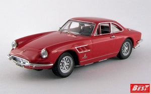 BST9098 - FERRARI 330 GTC RED 1966