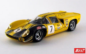 BST9283 - LOLA T70 COUPE BRANDS HATCH 1969 CRAFT - LIEDDEL