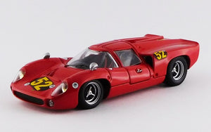 BST9337 - LOLA T70 COUPE BUENOS AIRES 1970 PROPHET-PASQUALINI RED
