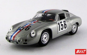 BST9430 - PORSCHE ABARTH #156 TOUR DE FRANCE 1961 - R BUCHET