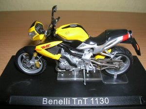 BIXJ000014 - BENELLI TNT 1130 BLACK/YELLOW 2004