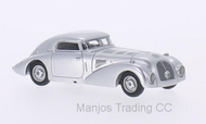 BOS87090 - MERCEDES BENZ 540K STREAMLINE CAR SILVER