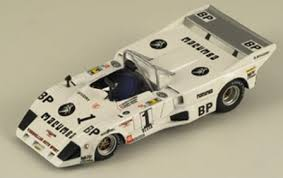 BZ177 - LOLA T286 #1 LM 1979 A.CHEVALLEY X.PAPEYRE P.PERRIER WHITE