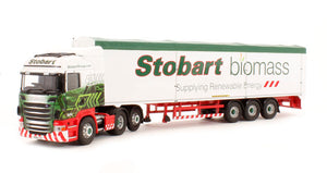 CC13746 - SCANIA R (REAR TAG) MOVING FLOOR TRAILER EDDIE STOBART BIOMASS , CARLISLE