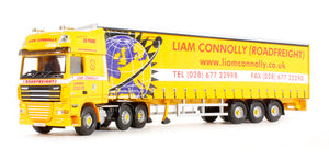 DAF 105 CURTAINSIDE - LAIM CONNOLLY ROADFREIGHT LTD FERMANAGH NORTHERN IRELAND