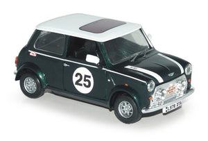 MINI 40 BRITISH RACING GREEN LONDON TO BRIGHTON RALLY - MINIWORLD MAG COMPETITION WINNER