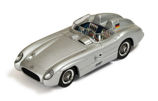 CLC269 - MERCEDES BENZ 300 SLR RACING SPORTS CAR 1955 SILVER