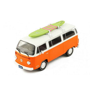 CLC302 - VOLKSWAGEN T2 WITH SURFBOARD