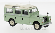 CLC329N - LAND ROVER SERIES II 109 STATION WAGON GREEN
