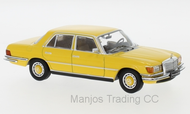CLC330N - MERCEDES BENZ 450 SEL -W116 YELLOW
