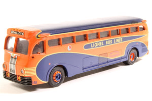 COR53902 - YELLOW COACH 743 - LIONEL BUS LINES