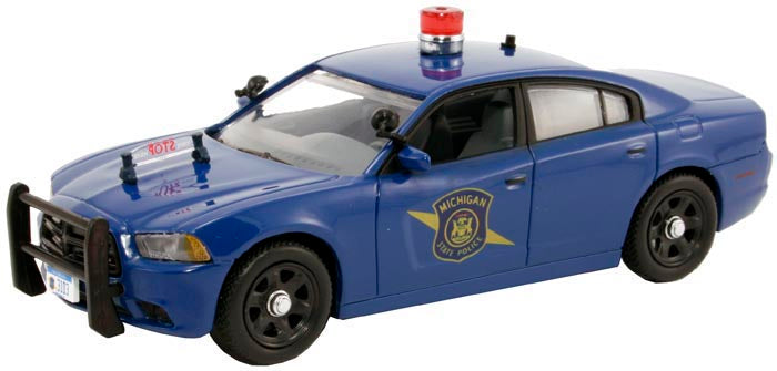 CRG101 - 2012 DODGE CHARGER MICHIGAN STATE POLICE