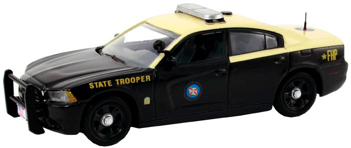 CRG103 - 2012 DODGE CHARGER FLORIDA HIGHWAY POLICE