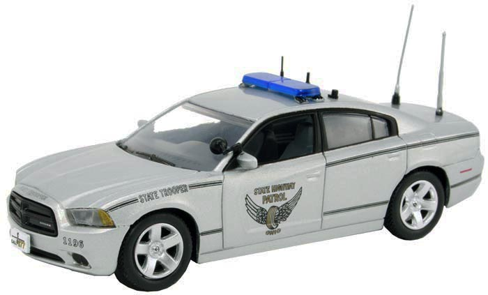CRG105 - 2012 DODGE CHARGER OHIO HIGHWAY PATROL