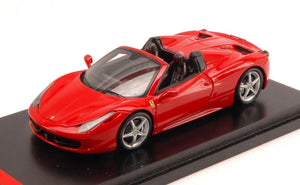 FJM124320 - FERRARI 458 SPIDER 2012 RED