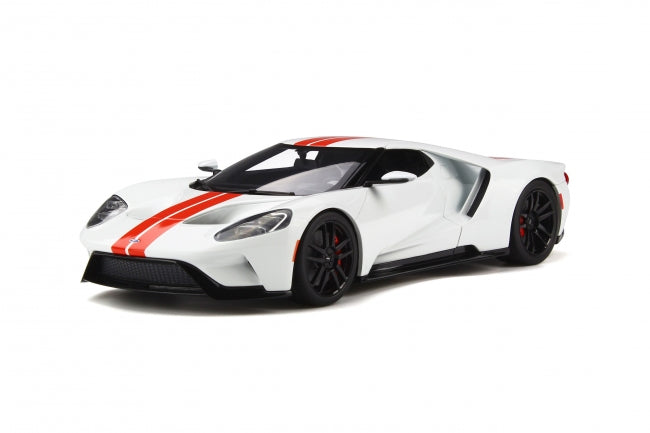 GT097 - 2017 FORD GT WHITE