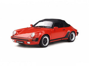 GT130 - PORSCHE 911 3.2 SPEEDSTER RED