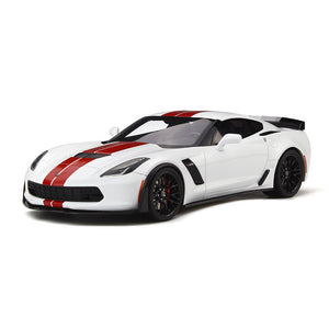 GT214 - 2017 CHEVROLET CORVETTE C7 Z06 WHITE