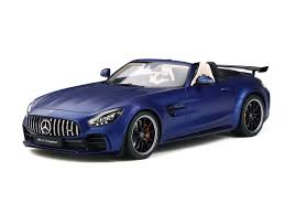 GT259 - MERCEDES-AMG GTR ROADSTER BLUE