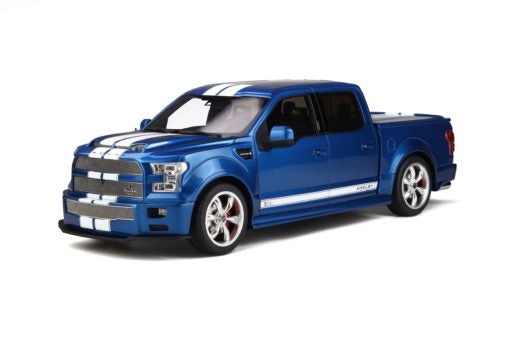 GT262 - SHELBY F150 SUPER SNAKE BLUE