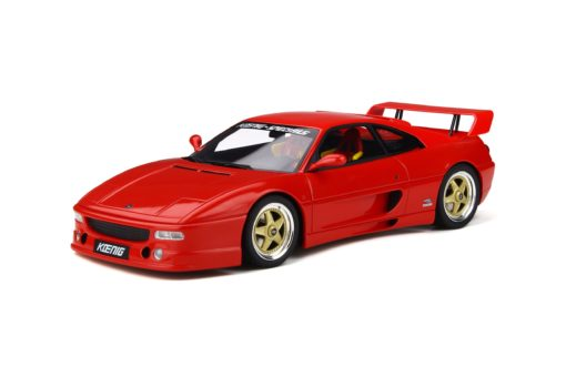 GT263 - KOENIG SPECIAL S F355 RED