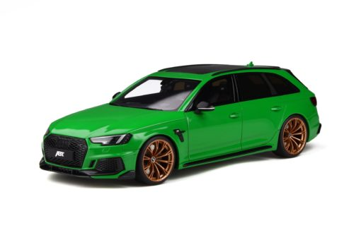 GT798 - ABT RS4 GREEN
