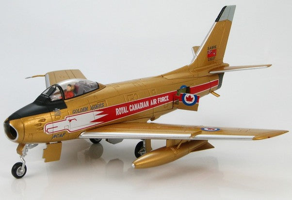 HA4303 - GOLDEN HAWK SABRE MK.5 23037 1960 AEROBATIC TEAM RCAF
