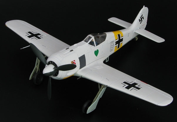 HA7421 - FW190A-4 'WHITE 8' 1 STAFFEL/F GRUPPE JG 54 EASTERN FRONT EARLY 2+5