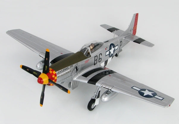 HA7734 - P-51D MUSTANG 'GENTLEMAN JIM' 44-14937 363RD FS 357TH FG 1944