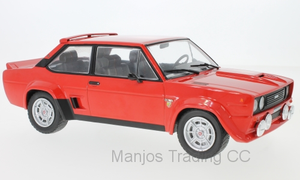 18CMC003 - FIAT 131 ABARTH RED
