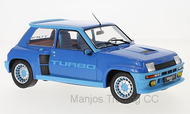 18CMC005 - RENAULT 5 TURBO 1 BLUE